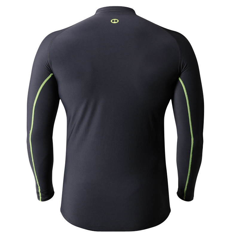 Nookie Core Hybrid Thermal Base Layer Back