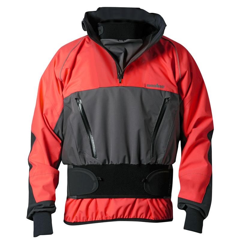 Nookie Storm Jacket Inner neoprene collar with velcro adjuster