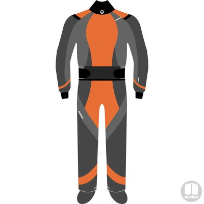 The Octane - Nookie's First Women's Drysuit