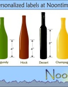 Wine bottle sizes for homemade wines also noontime labels blognoontime rh noontimelabels