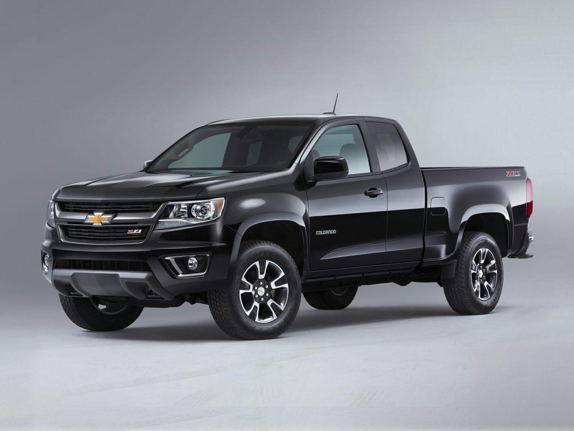2018 Chevrolet Colorado price