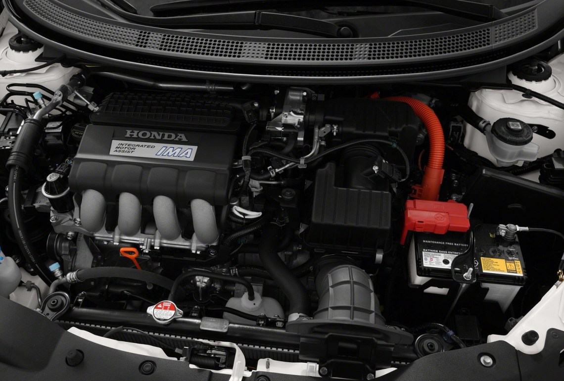 2018 Honda HR-V engine