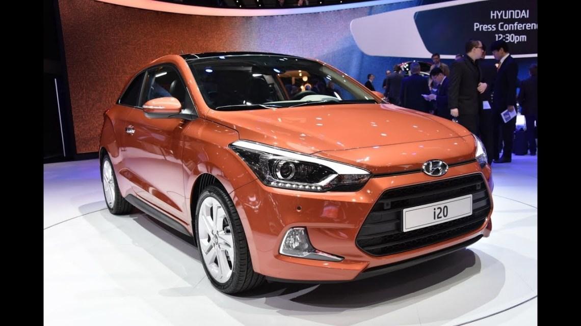2018 Hyundai i20 exterior
