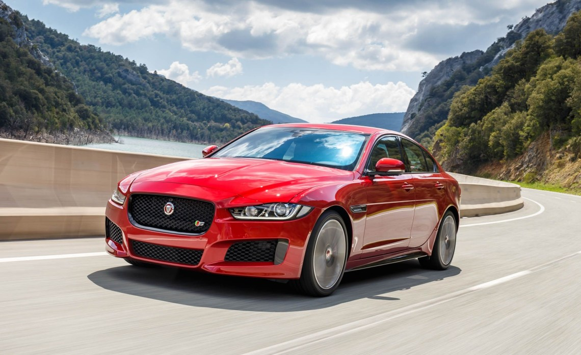 2018 Jaguar Xe Updated With New Engine Options – News – Car And Driver intended for 2018 Jaguar Xe Exterior and Interior Review2018 Jaguar Xe Release Date, Price and Review