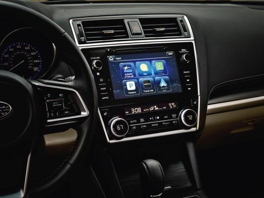 2018 Subaru Legacy technology