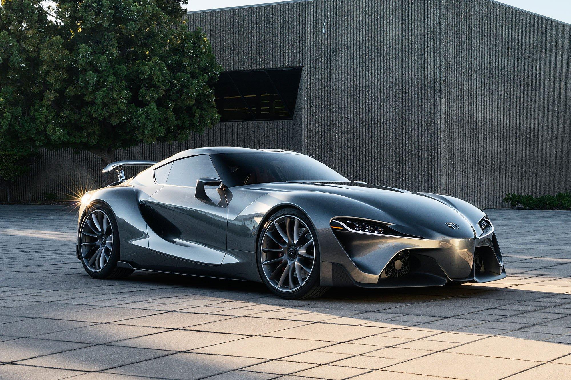 Toyota Ft1 Price >> 2018 Toyota Ft 1 Design And Price Noorcars Com