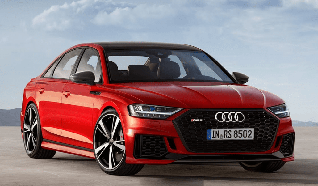 2018 Audi RS8 Review