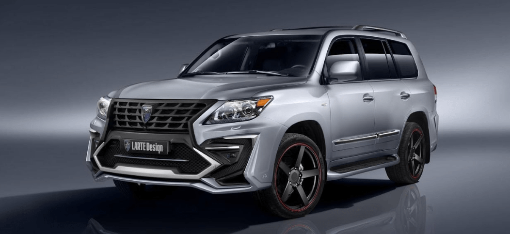 2018 Lexus GX460 Review