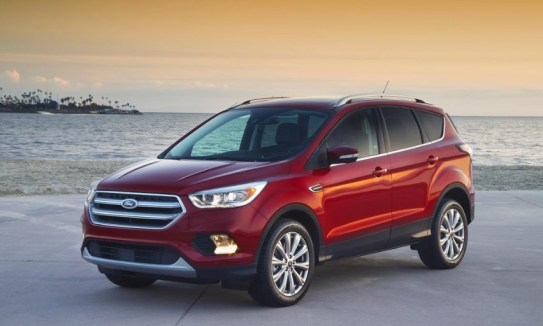 2018 Ford Escape Release Date