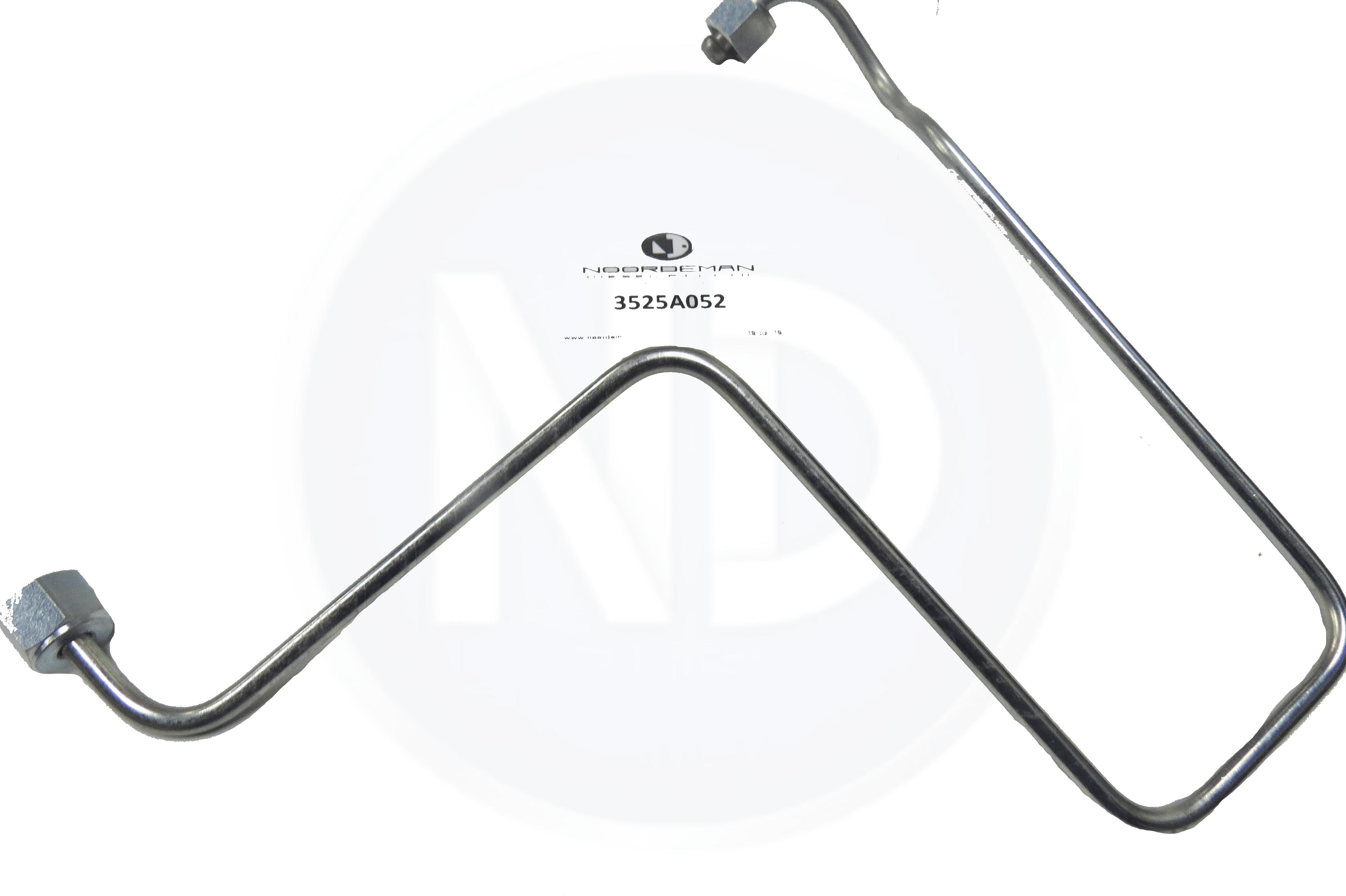 A052 Perkins Injection Pump No 2