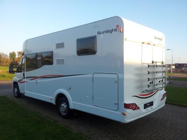 B063  Sunlight T67  Noorderzon Campers