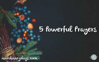 5 Powerful Prayers When You Don't Have The Words