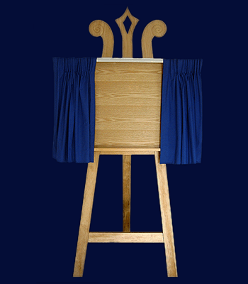 Display Easels & Plaque Unveiling Curtains Hire