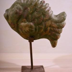 vis aardewerk