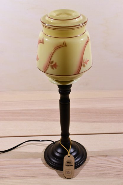 retro tafel lamp