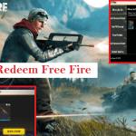 Free Fire Reward Redeem Code