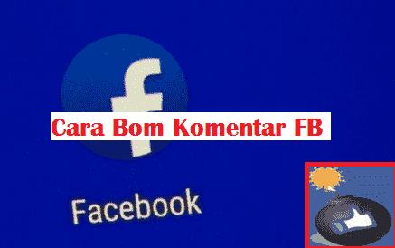Bom Komentar Facebook