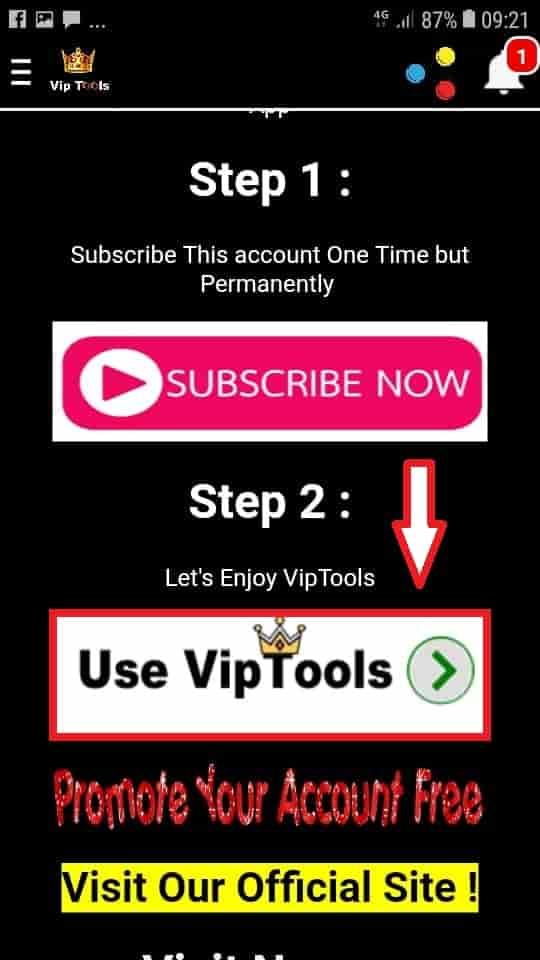 Viptools Tiktok Penambah Followers Views Like Gratis