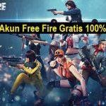 akun free fire gratis