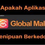 Global Mall Penipuan