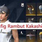 Config Rambut Kakashi FF