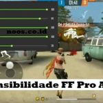 Sensibilidade FF Pro Ap