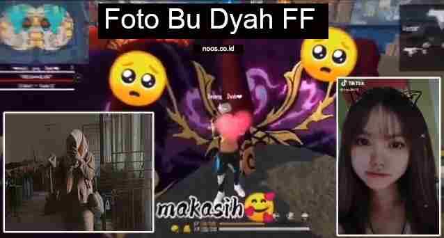 Foto Bu Dyah FF
