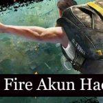 Free Fire Akun Hacker