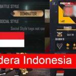 Bendera Indonesia FF