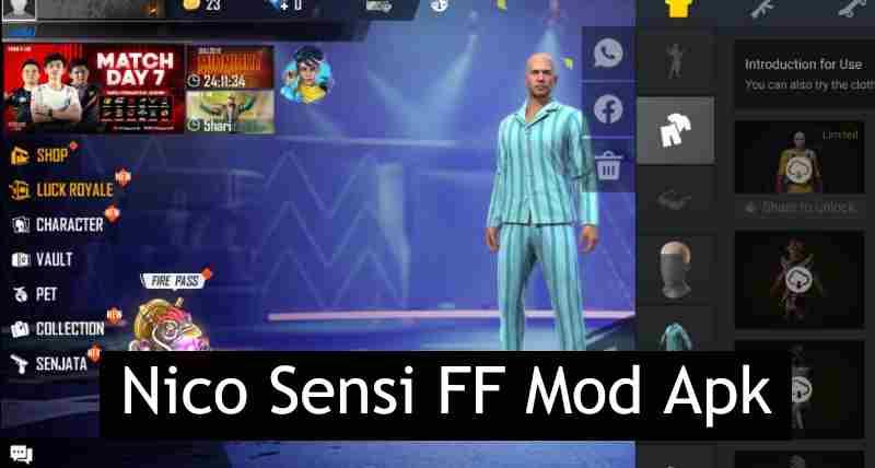 Nico Sensi FF