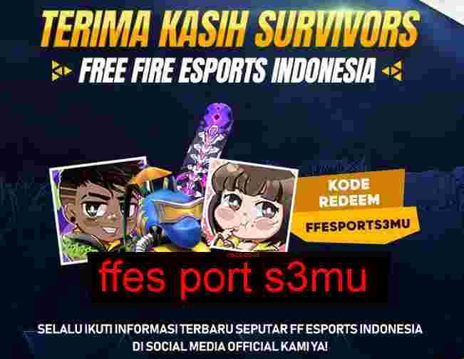 ffes port s3mu