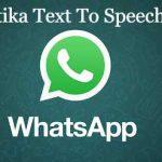 Botika Text To Speech WA