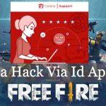 Data Hack Via Id Apk FF