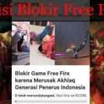 Petisi Blokir Free Fire