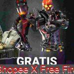 Shopee X Free Fire