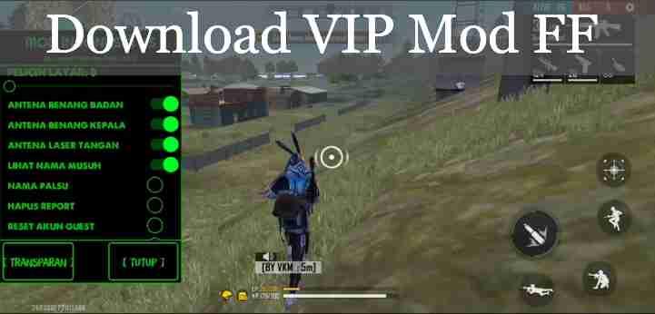 VIP Mod FF