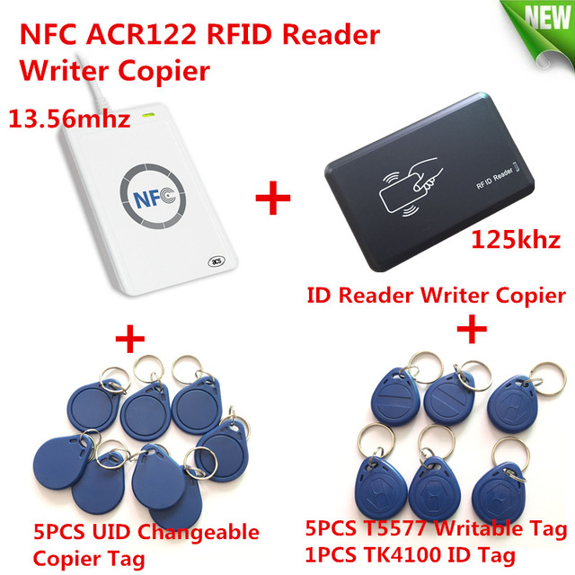 NFC RFID duplicator
