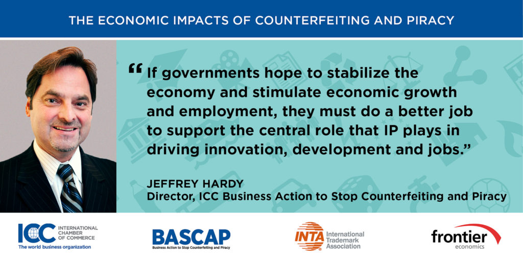 Economic Impacts of Counterfeiting