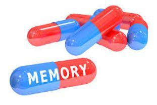 Alpha Brain Memory