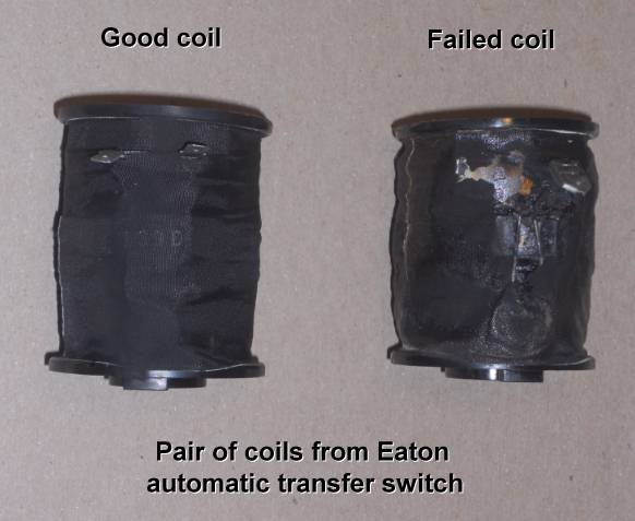 Page Used Reconditioned Transfer Switches Transfer Switch Parts