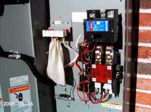 RLC1200 Eaton CutlerHammer 200A Automatic Transfer Switch  with optional service disconnect