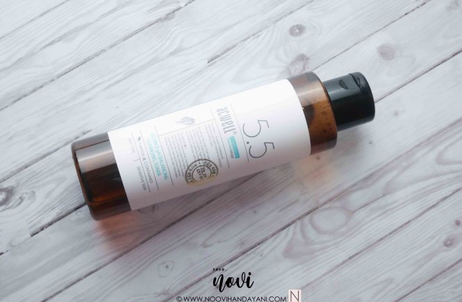 Acwell Licorice pH Balancing Cleansing Toner 4