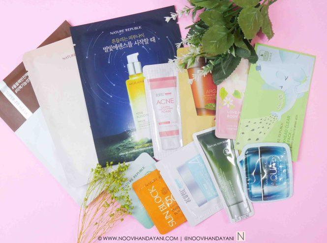 Belanja Produk Korea di Lyne Cosmetics