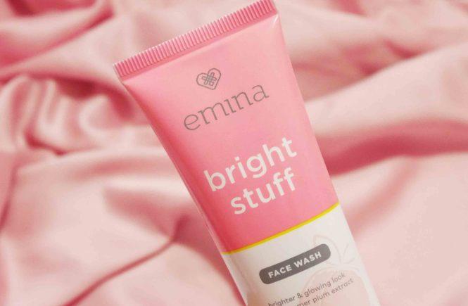 EMINA THE BRIGHT STUFF FACE WASH