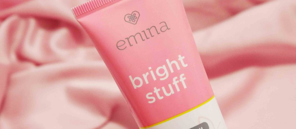 EMINA THE BRIGHT STUFF FACE WASH