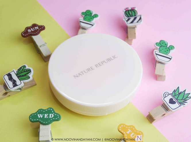 NATURE REPUBLIC POWDER 10