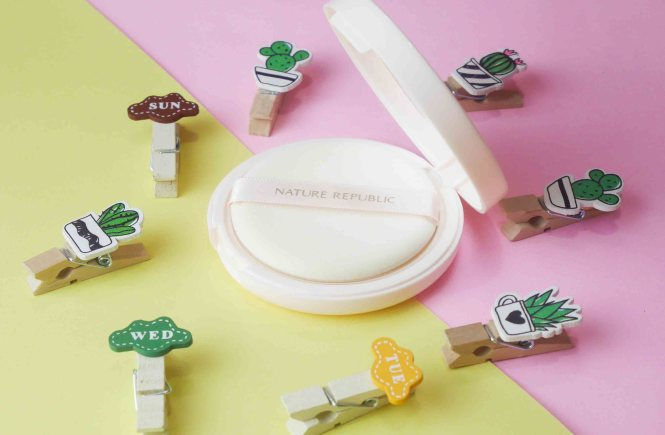 NATURE REPUBLIC POWDER 9