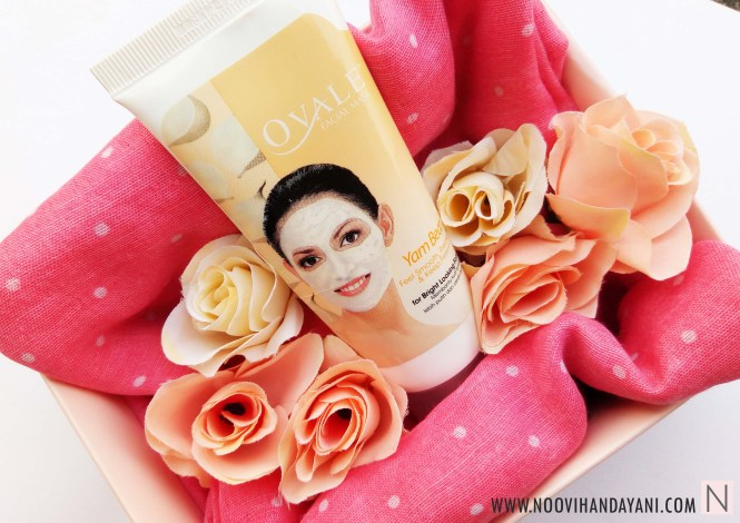 Ovale Facial Mask Yam Bean