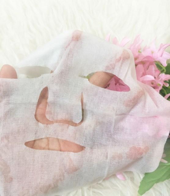 Lululun Mask Pink