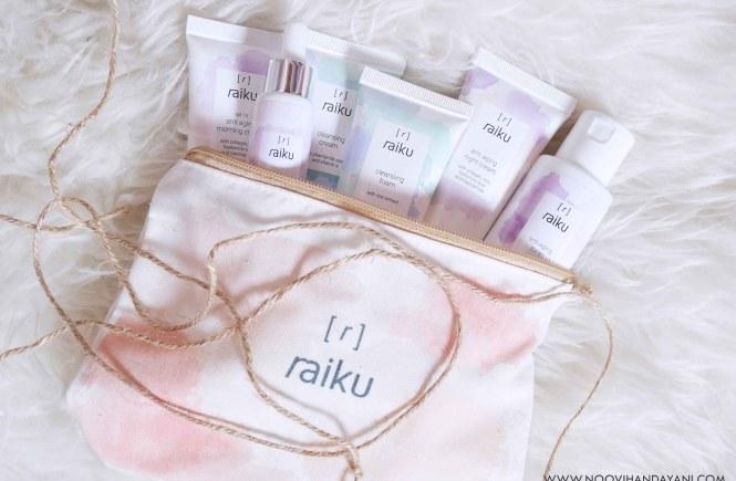 Raiku Beauty Anti Aging